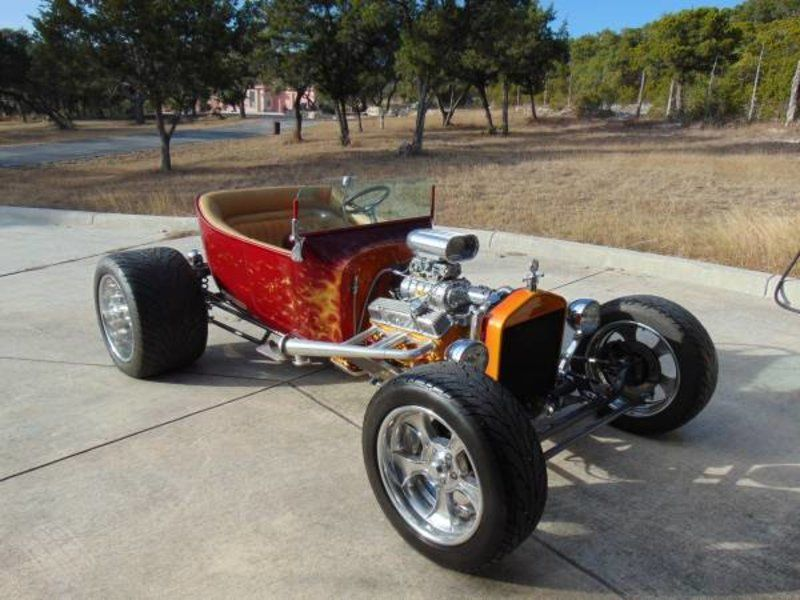 1987 Ford T Bucket Kit Car for sale - Helotes, TX | OldCarOnline.com ...