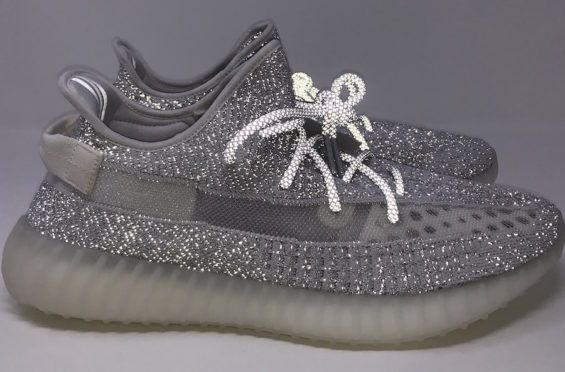 f4fd5a5dcc56e8 Reflective Details Cover The adidas Yeezy Boost 350 V2 Static The adidas  Yeezy Boost 350 V2
