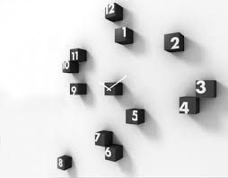 Resultado de imagem para relógio de parede moderno