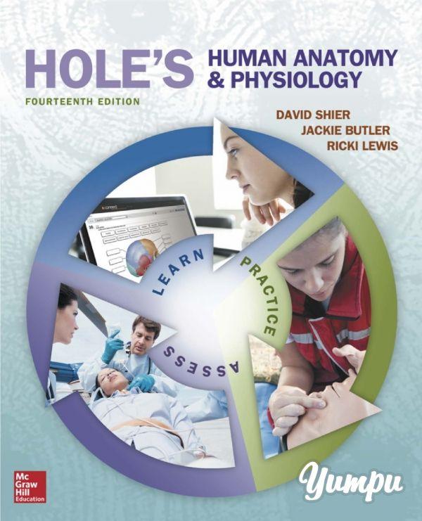 Hole\'s Human Anatomy & Physiology (14th Edition) - David Shier ...