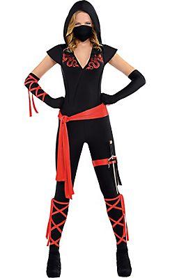 Diy Sexy Ninja Costume