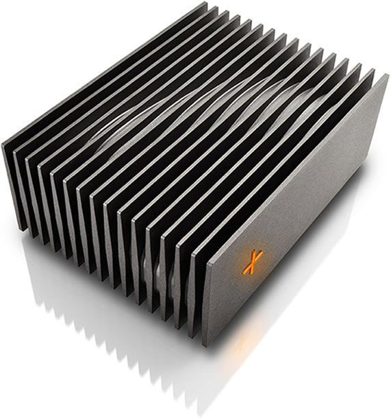 Lacie Blade Runner 4tb Of Storage Space With A Super Cool Design