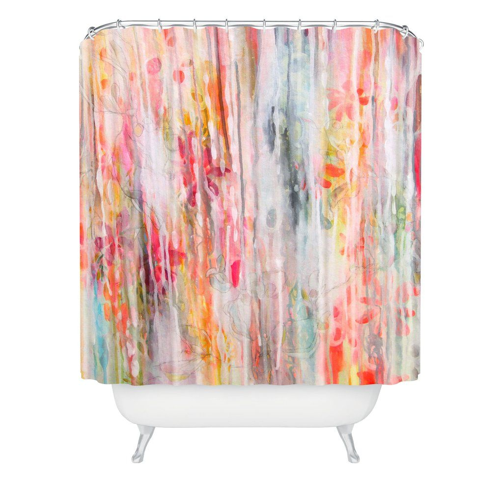 Stephanie Corfee Sparkling Water Shower Curtain | DENY Designs Home Accessories