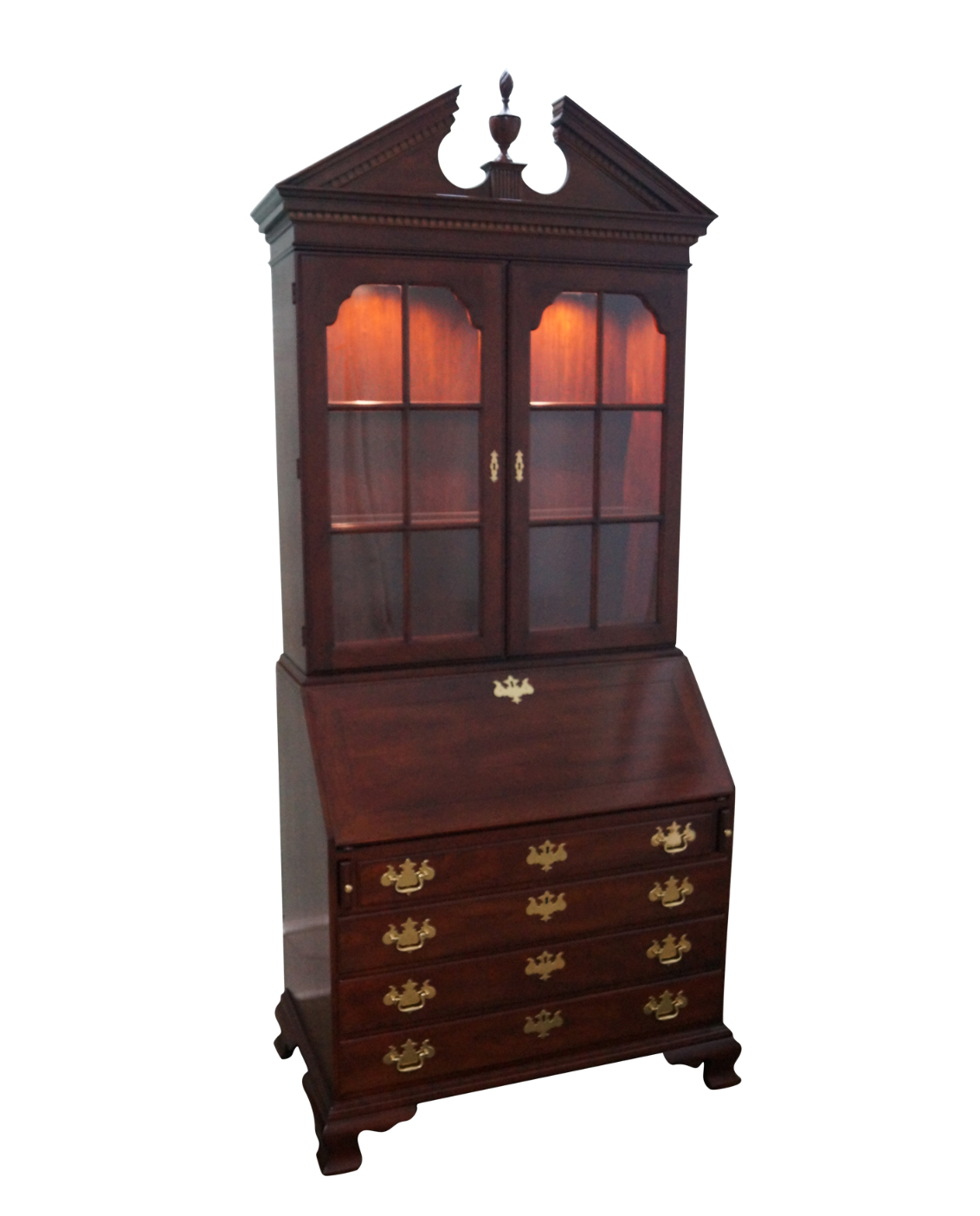 Chairish Furniture Consignment Statton Solid Cherry