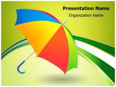 Check out our professionally designed #Summer #Holidays #Rain - summer powerpoint template