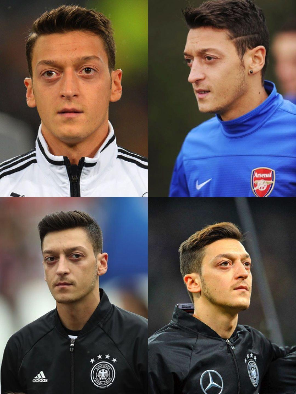 Mesut Ozil Haircut Hair Tutorial Characteristics Zil Hair
