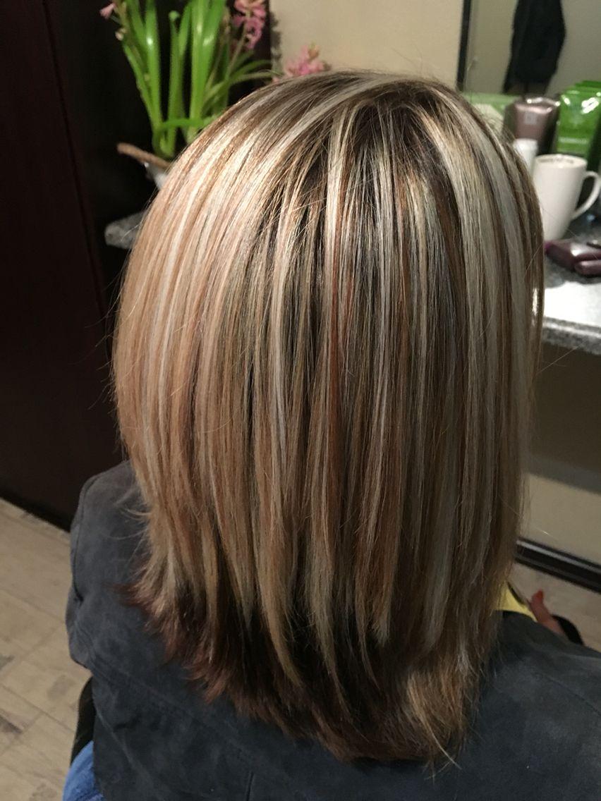 Highlights Done By Lindie Total Hair Treatments Hair Streaks Hair Treatment Hair