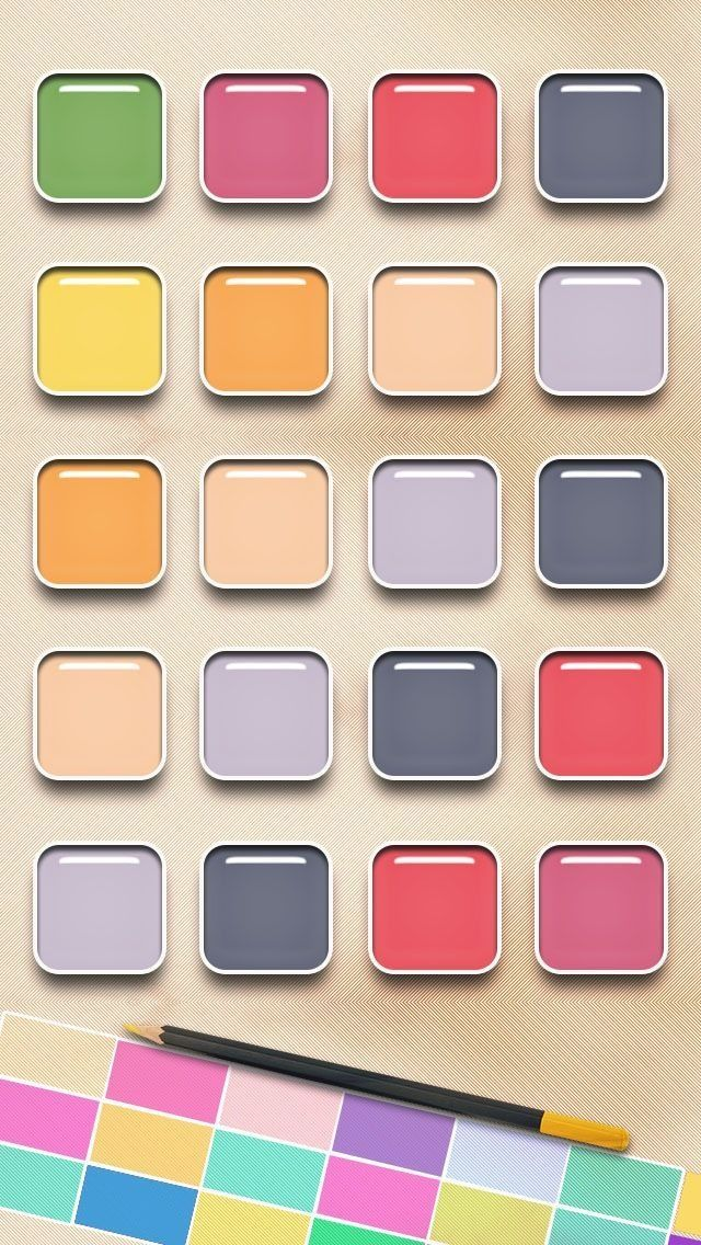 Glossy Frames iPhone 5 wallpaper Go to website for