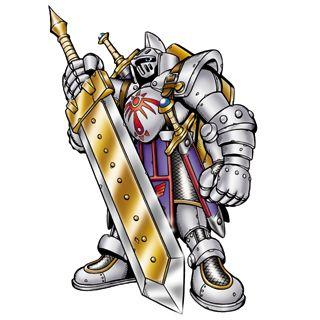 Knightmon - Ultimate level Warrior digimon