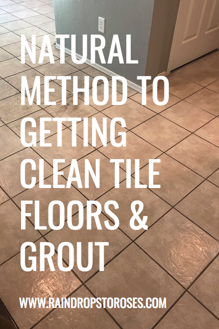 Best Natural Home Remedy For Cleaning Grout And Tile Diy House