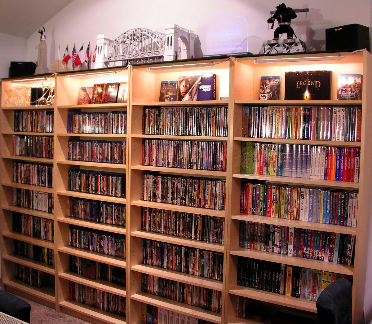 Ikea Billy Bookshelf Page 4 Blu Ray Forum