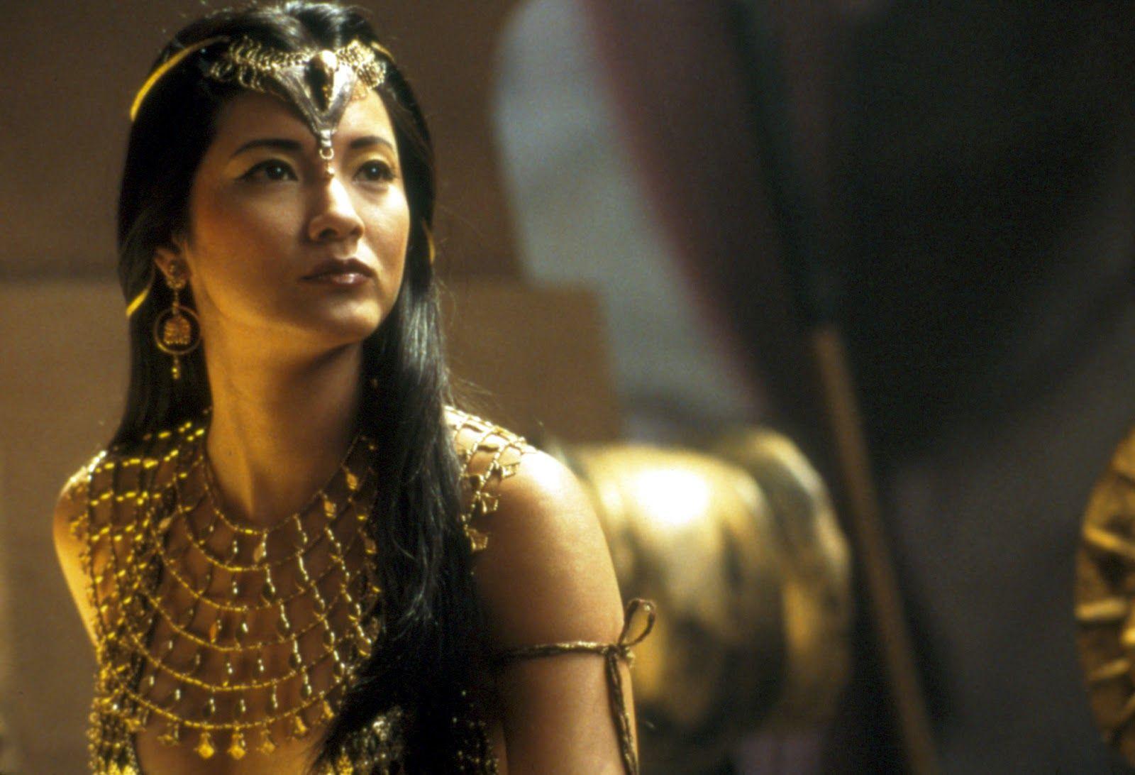 The Scorpion King Kelly Hu As Cassandra Filmes Fotos Modelos