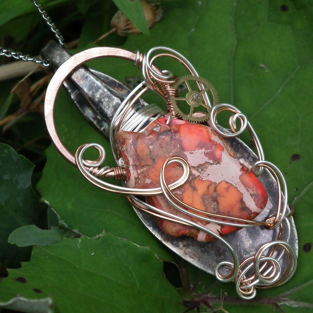 Spoonful of Ocean   JewelryLessons.com