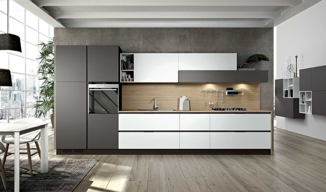 Linea cucina moderna | Cuisine /plan | Pinterest | Ale, Kitchens and ...