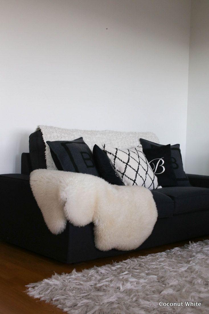 Pettymys ja olohuoneen suunnittelua - seinälle uutta? | Coconut White