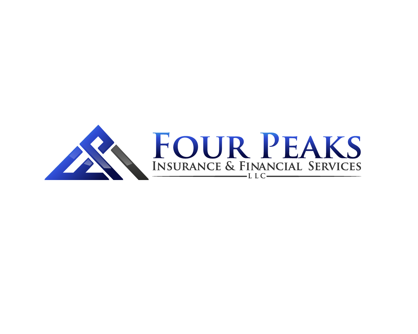 Custom Logo For Insurance And Financial Services Company Finance