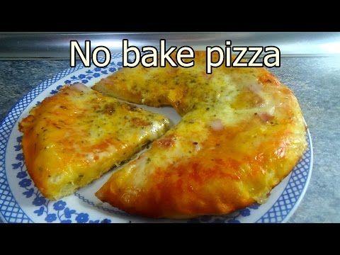 pizza fara coacere