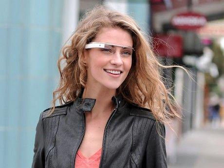 """""""Project Glass""""  Google presenta gafas con realidad aumentada"""