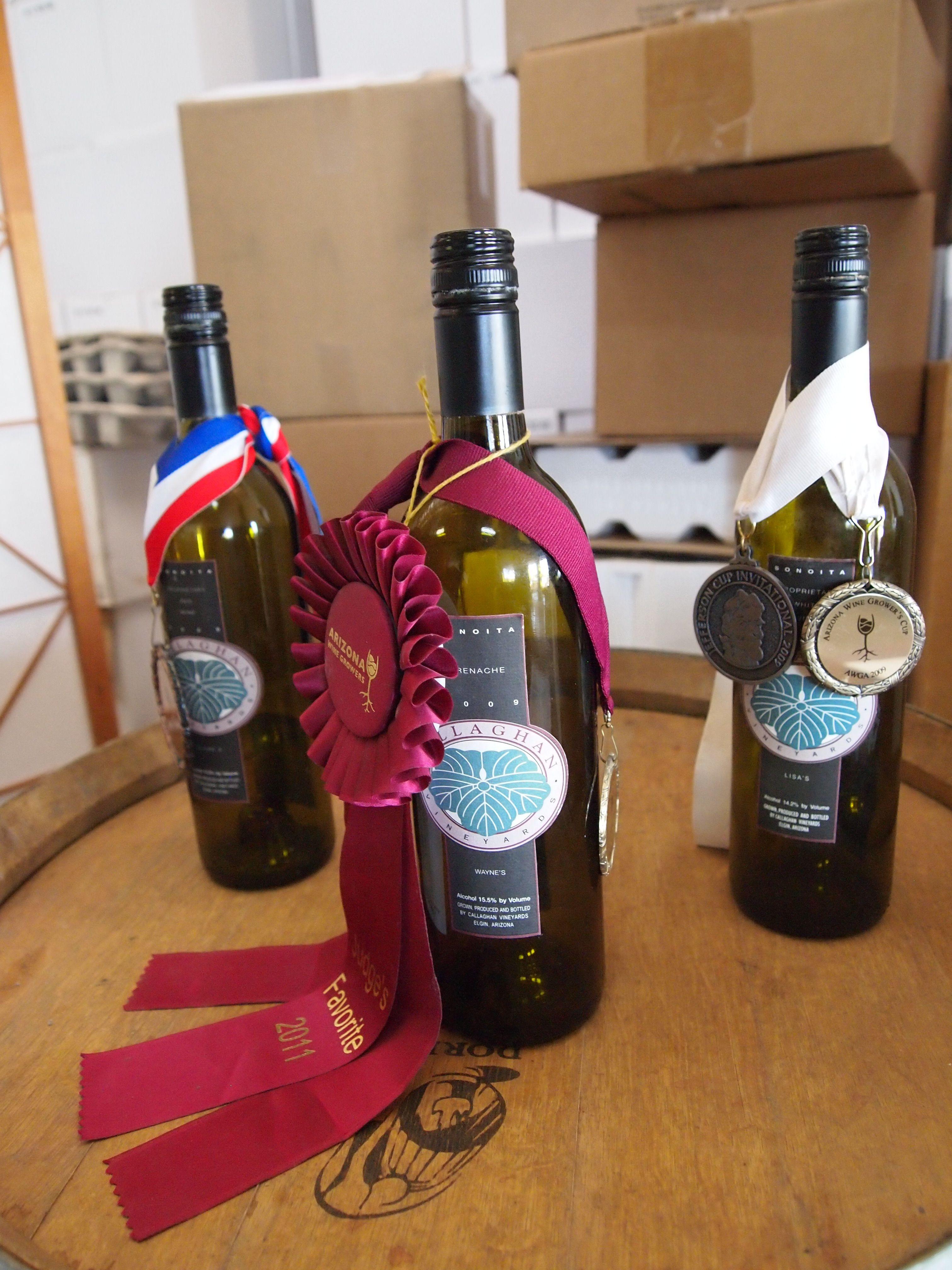 Callaghan Vineyards Elgin Az Great Wines Wines Winery Wine Rack