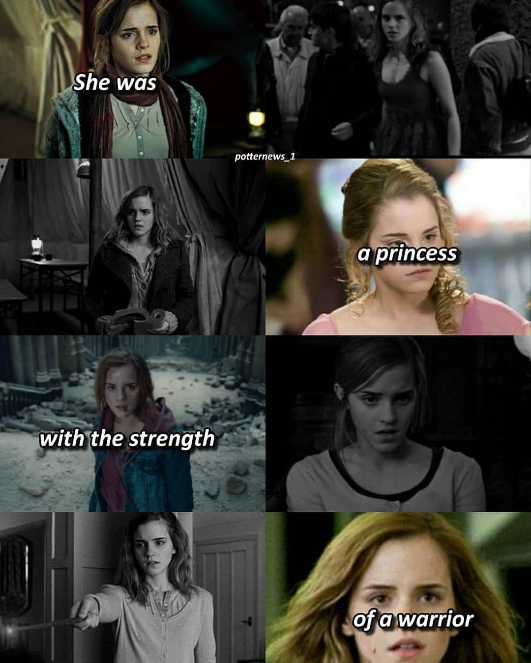 lei e stata una principessa con la forza di un guerriero harry