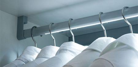 Great Aluminum Closet Rod Free 2.0m