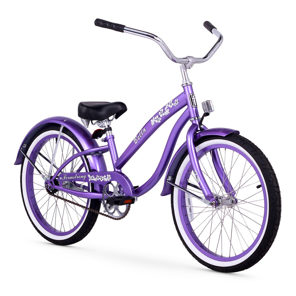 "Firmstrong Bell Sports Classic 20"" Kids' Cruiser Bike"