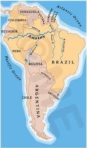 Amazon Rainforest World Map : amazon, rainforest, world, Amazon, River, River,, Rainforest,, Rainforest