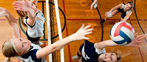 Iowas Premier Sports And Training Center Volleyball Conditioning Volleyball Fundraiser Volleyball Skills