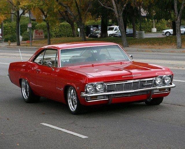 1965 Impala.