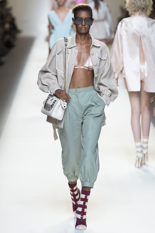 Fendi Sp 17 Fashion Ready To Wear Fashion Week