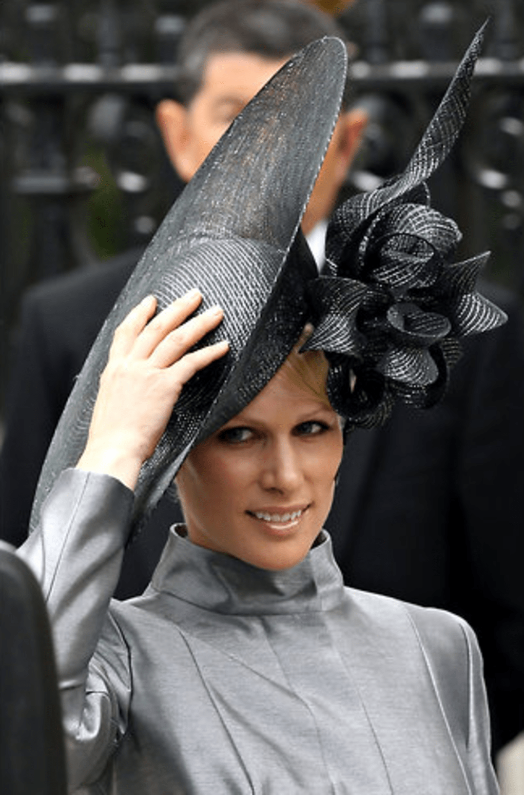 d3e430ffa384b The Best and Worst Hats and Fascinators of the Royal Wedding ...