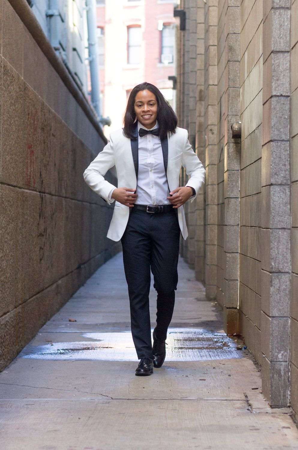 Classic Look for New Years Eve | Women suits wedding ...