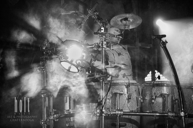 Here Come the Mummies performs at Track 29 in Chattanooga, TN  © 2012 Holt Webb http://www.holtwebb.photography/
