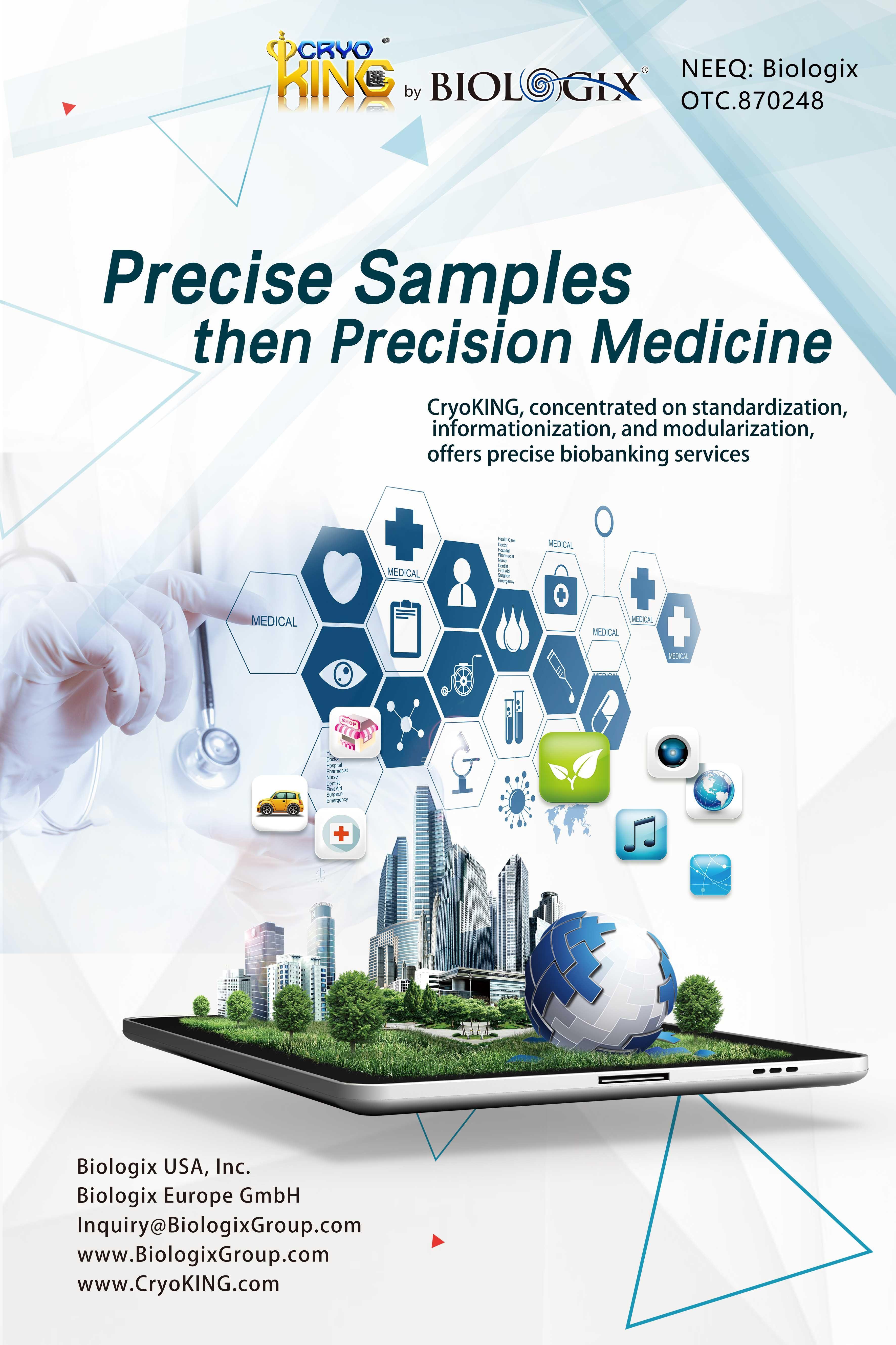 Precise Samples Then Precision Medicine