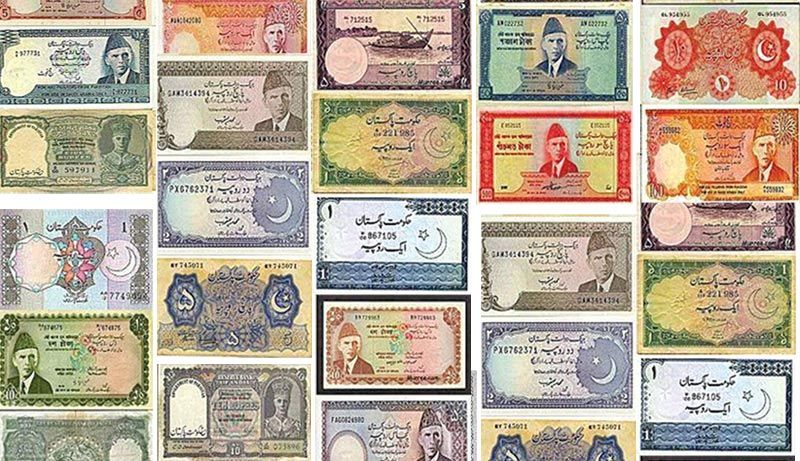 history of pakistani currency پاکستانی کرنسی کی تاریخ #Google