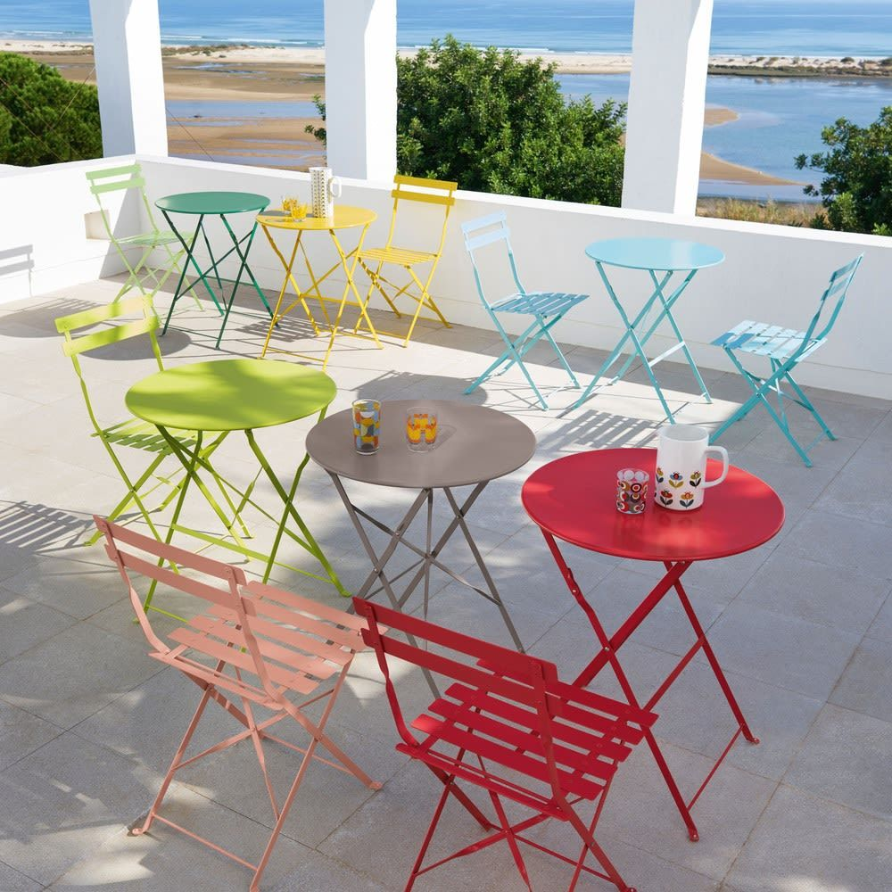 Assises in 2019 | Ale | Garden table, Folding garden chairs ...