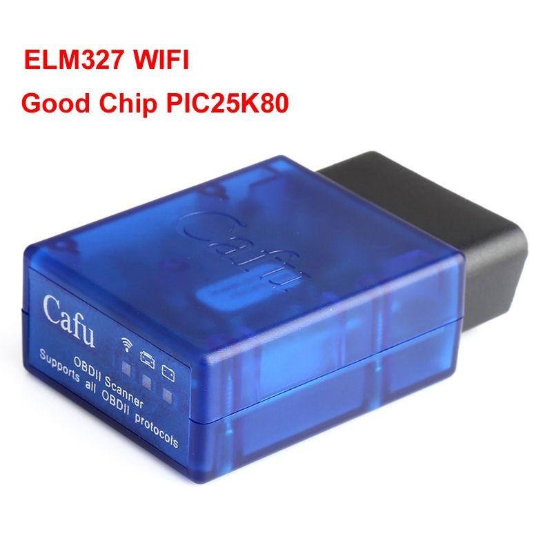 2016 new v15 elm327 wifi obd2 obdii with good chip
