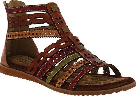L'Artiste by Spring Step Women's Anjula Gladiator Sandal