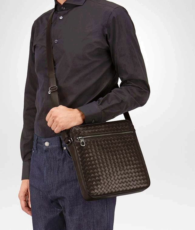 61c84608ba BOTTEGA VENETA ESPRESSO INTRECCIATO MESSENGER BAG Messenger Bag U fp   Handbags
