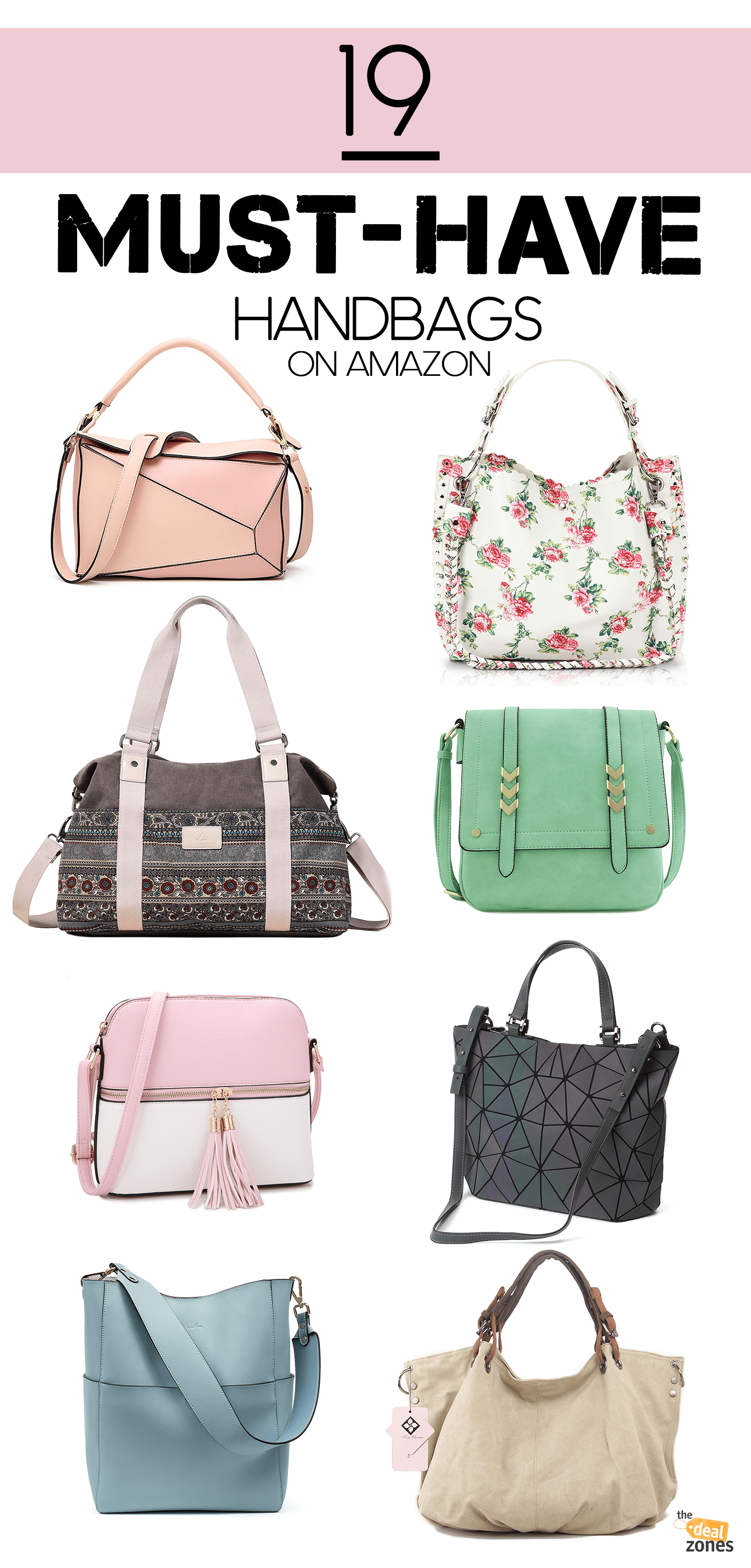 19 Must Have Handbags For Everyday Use