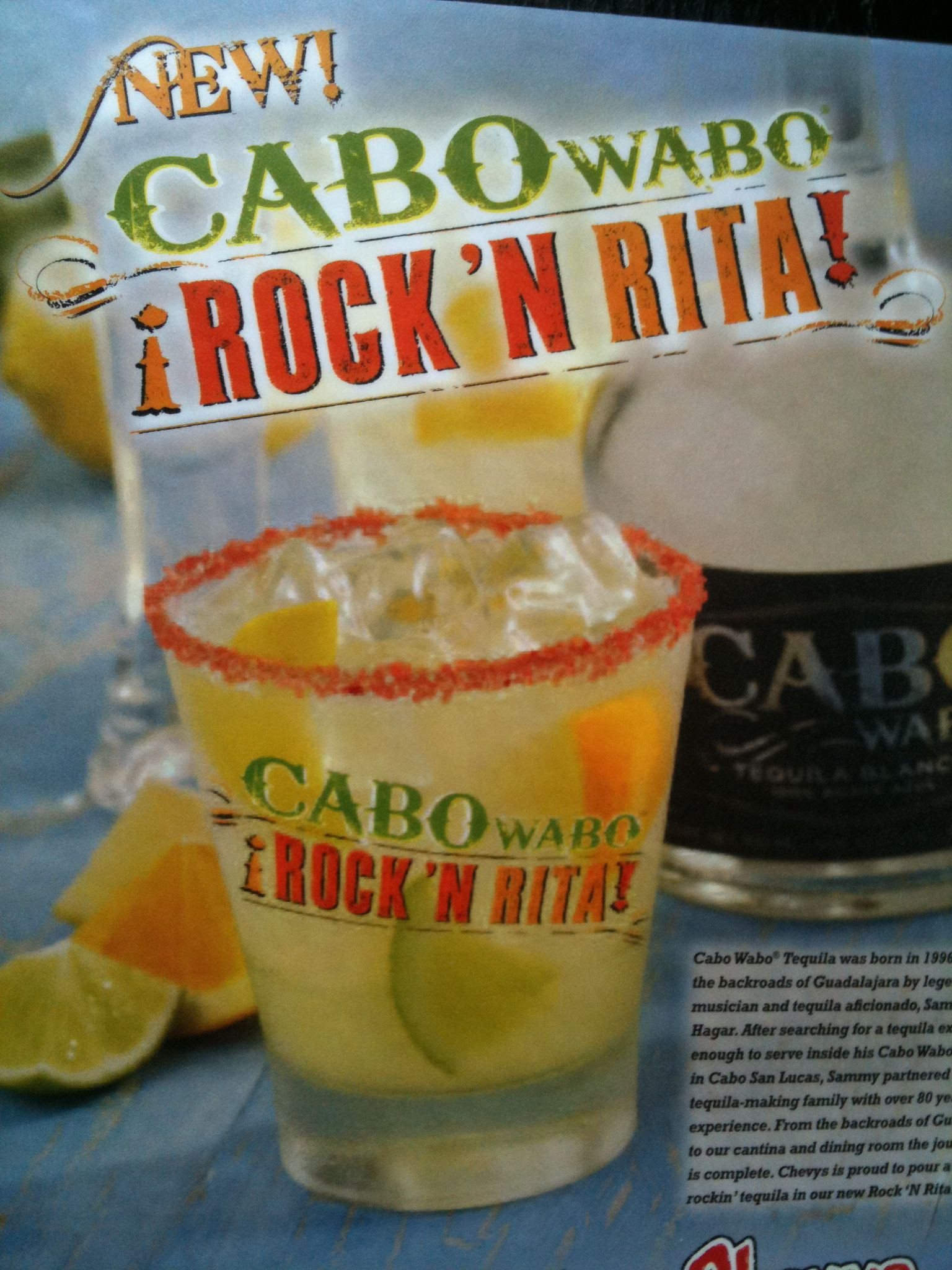 Cabo Wabo Margarita Cabo Wabo Margarita Recipe Margarita Recipes Fun Cocktails