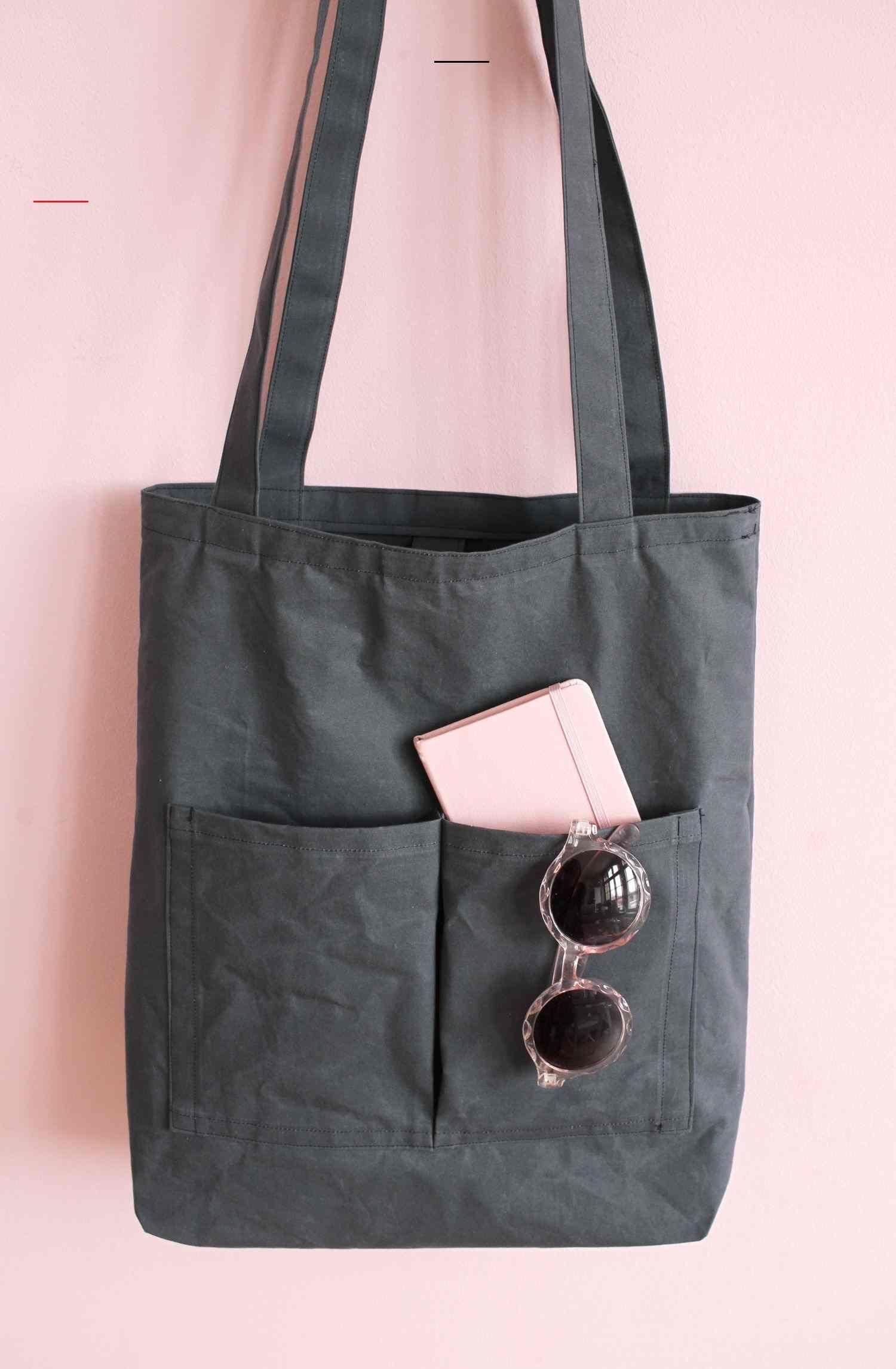 Modezumselbermachen Winkeltas Tote Bag Grote Tassen