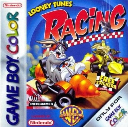 Final Fantasy 4 Gba Looney Tunes Racing Nintendo Game Boy