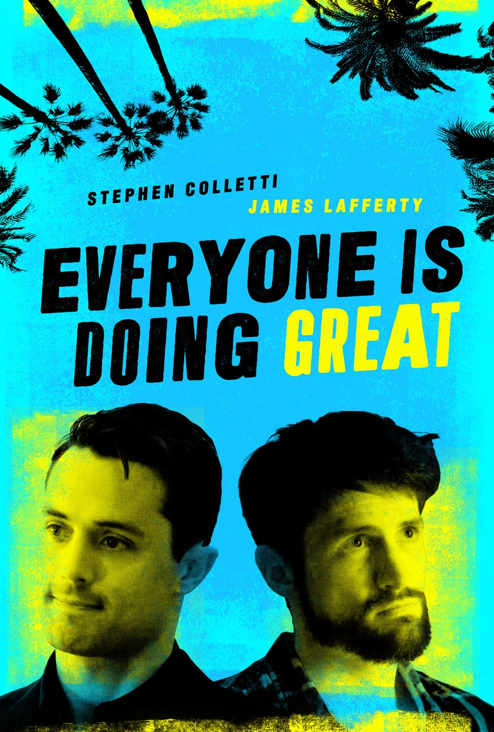 Everyone Is Doing Great official TV pilot poster by www