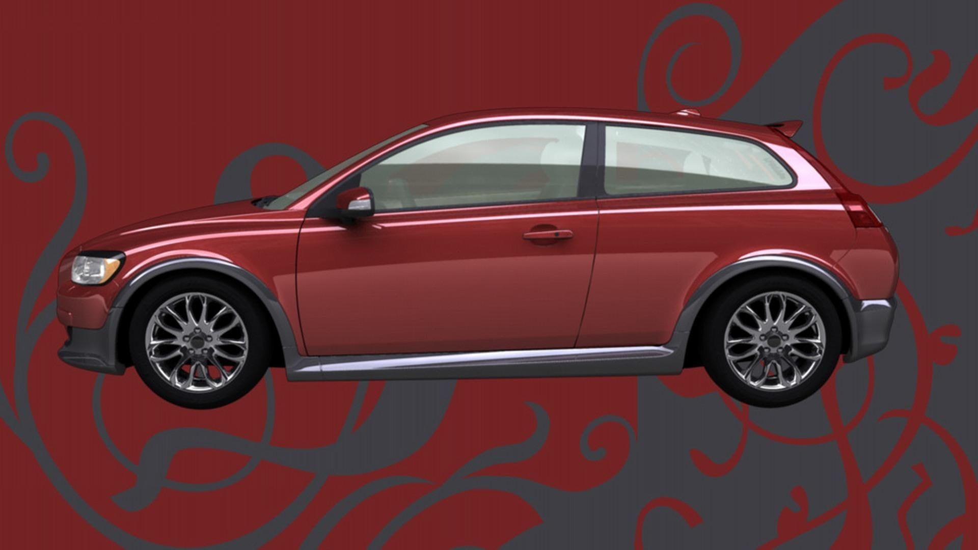 Volvo C30 Ev 2010 Volvo C30 Car 1080p Wallpaper Hdwallpaper Desktop Volvo C30 Volvo Car