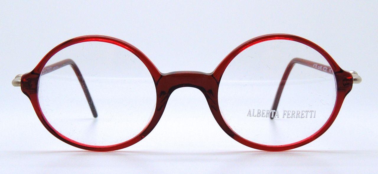 29b86d1b47 Glasses · Vintage Borders · Striking red round vintage frames  (http   www.theoldglassesshop.co.
