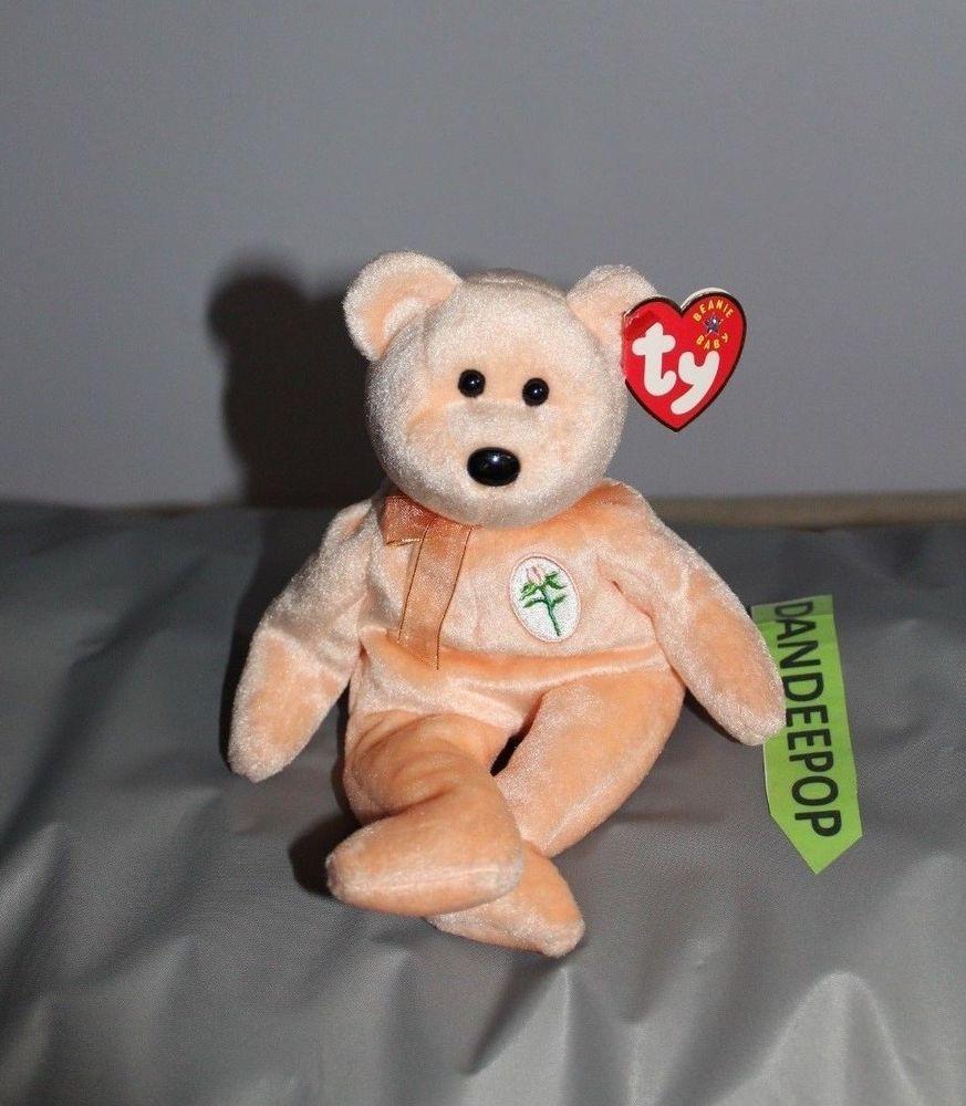 Ty Beanie Babies Dearest Bear