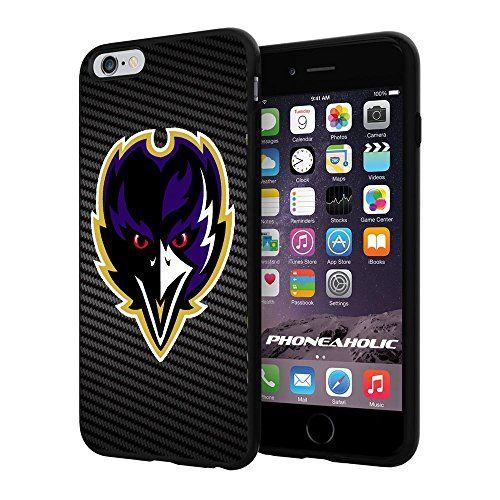"NFL Baltimore Ravens , Cool iPhone 6 Plus (6+ , 5.5"") Smartphone Case Cover Collector iphone TPU Rubber Case Black Phoneaholic http://www.amazon.com/dp/B00VU6O6C6/ref=cm_sw_r_pi_dp_Q48lvb0J9A3EY"
