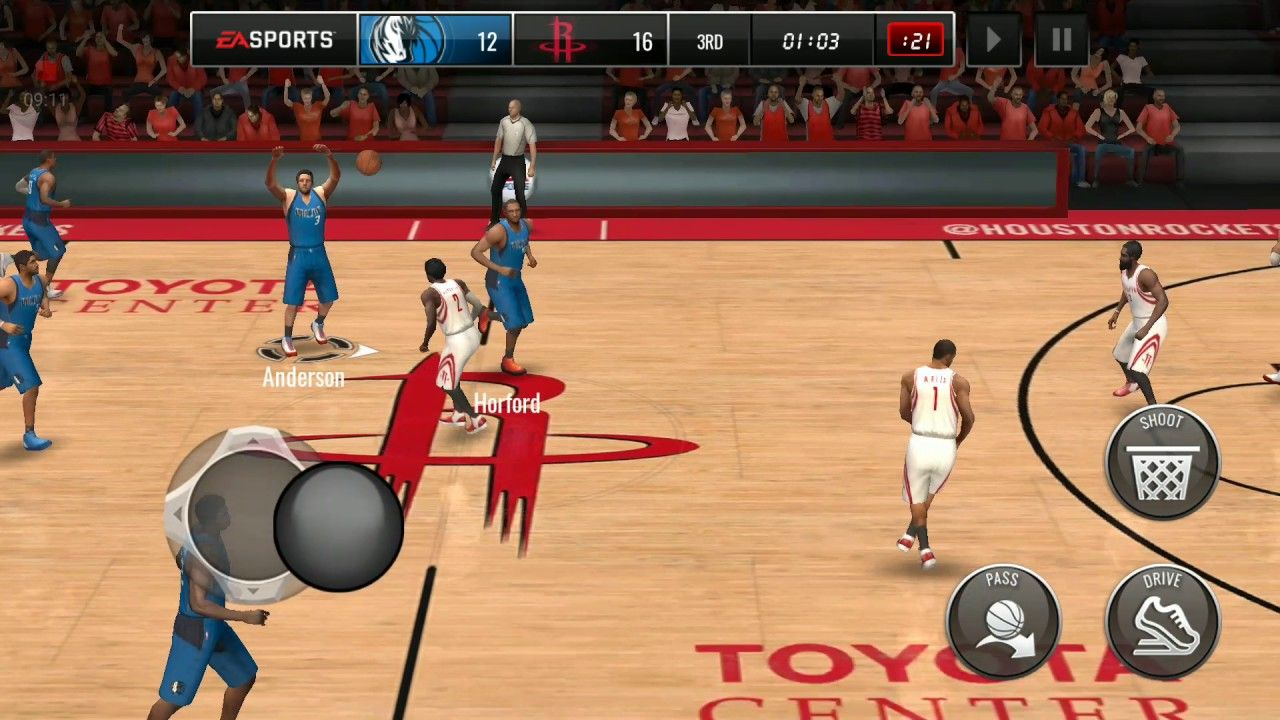 Wow what a comeback in NBA match score. From 6-16 to 18-19