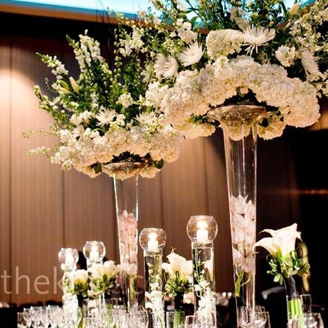 Blog Trumpet Vases The Most Elegant Wedding Centerpiece Vases Elegant Wedding Centerpiece Wedding Vase Centerpieces Wedding Centerpieces
